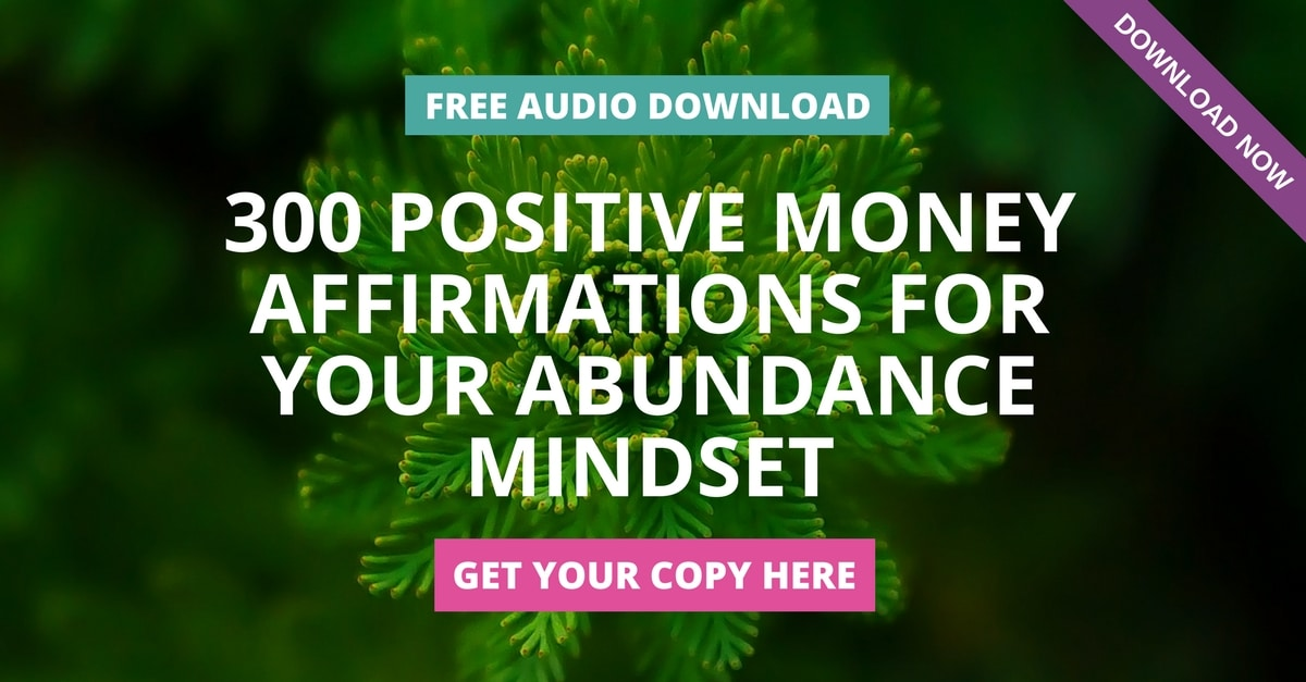 Money Affirmations Audio